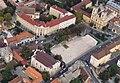 Heroes' Square, Miskolc, Hungary - before 2006.jpg