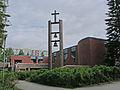 Hervannan kirkko, kellotorni IMG 7978 C.JPG