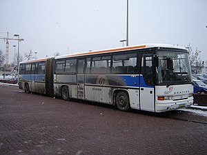 Heuliez Bus - Image: Heuliez GX 87 n°372 Réseau 67 Strasbourg Rotonde