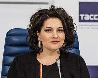 Hibla Gerzmava Abkhazian soprano