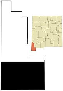 New Mexico Bootheel