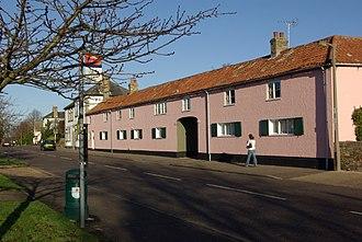 Civil parishes in Cambridgeshire - Image: High Street, Bottisham geograph.org.uk 303324