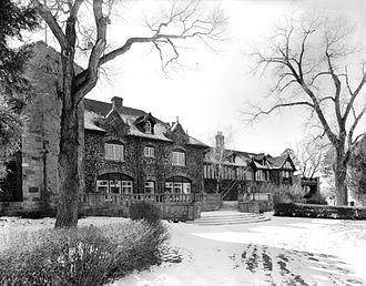 Centennial (miniseries) - Highlands Ranch Mansion