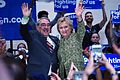 Hillary Clinton and Congressman GK Butterfield (25567560032).jpg