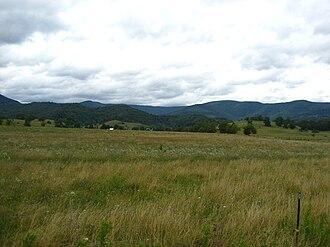 Hillsboro, West Virginia - Image: Hillsboro 3