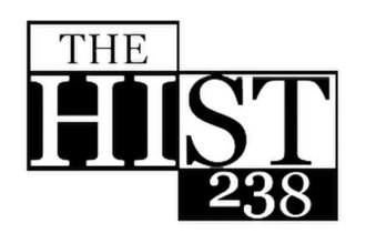 College Historical Society - Logo of 238th Session of the College Historical Society (2007–2008)
