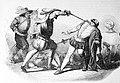 """Historia de la conquista del Perú, 1851 """"Asesinato de Pizarro"""". (3970920817).jpg"""