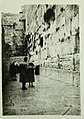 Historical images of the Western Wall - 1920 C SR 016b.JPG
