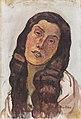 Hodler - Valentine Godé-Darel mit aufgelöstem Haar - 1913.jpeg