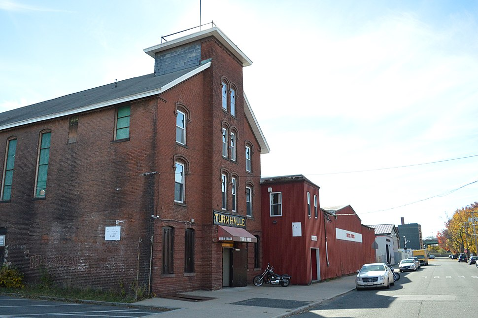 Holyoke Turnverein, South Holyoke