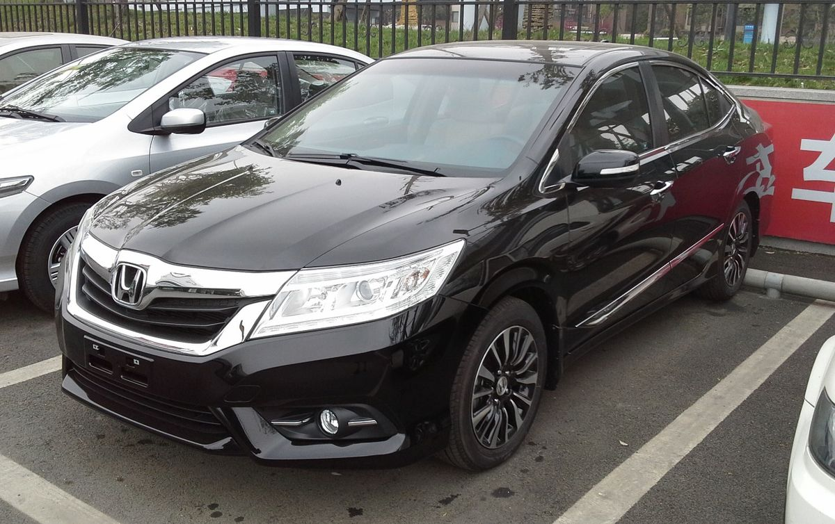Px Honda Crider China on honda accord