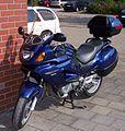 Honda Deauville blue vl.jpg