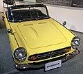 Honda S800 display at Honda Collection Hall in Motegi.jpg
