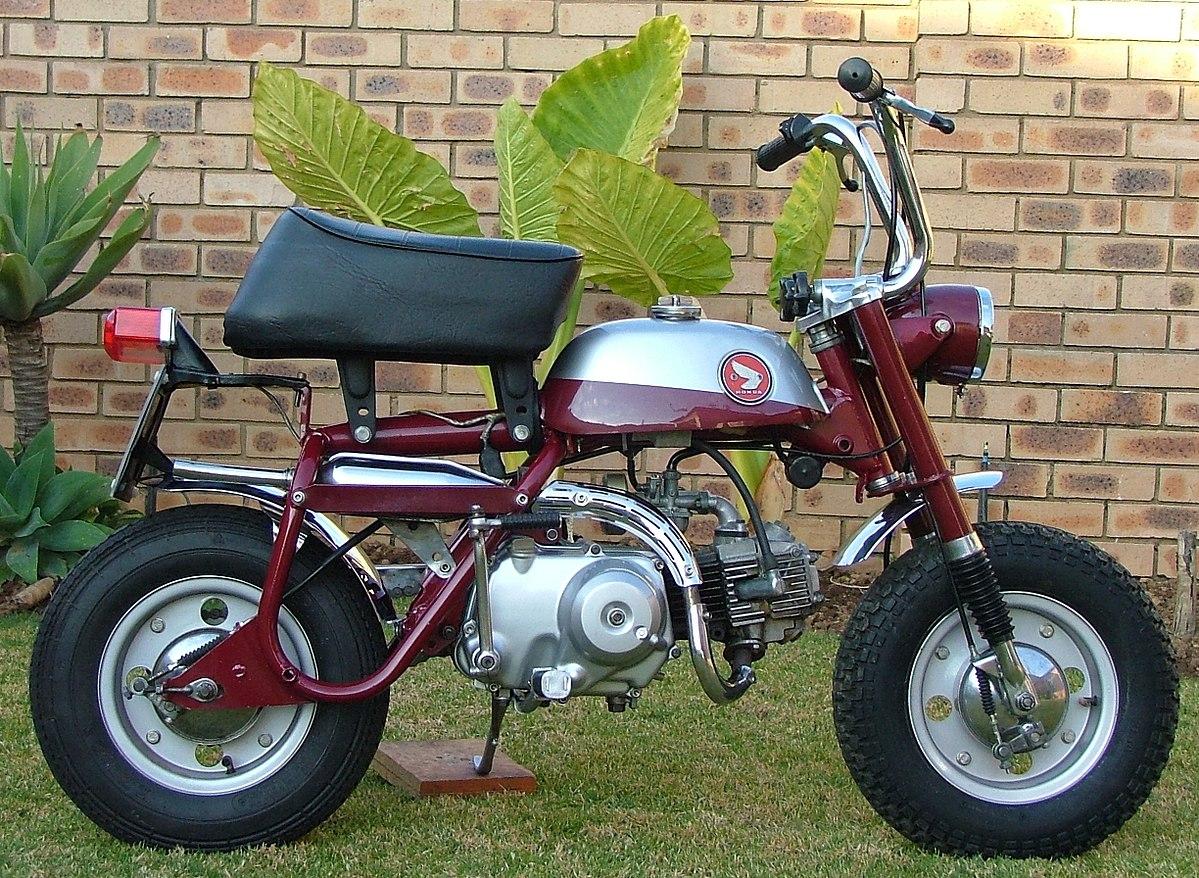 Honda Z50A - Wikipedia