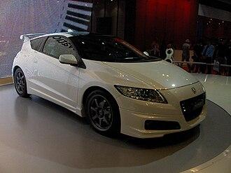 Honda CR-Z - Honda CR-Z Mugen at the 2010 Australian International Motor Show.