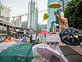 Hong Kong Umbrella Revolution -umbrellarevolution -UmbrellaMovement (15511421131).jpg