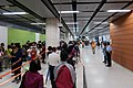Hong Kong West Kowloon Station open day queue 20180901.jpg
