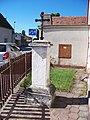 Horní Počernice, Náchodská, křížek u ulice Tlustého.jpg