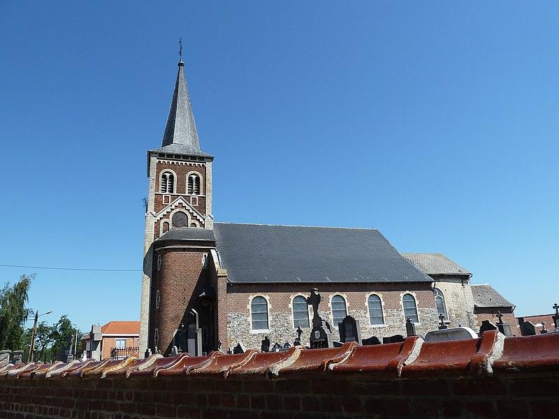 Eglise Horpmaal, Heers, Belgique