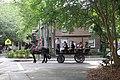 Horse tour corner of Wilson St and Beaufain St, Charleston.jpg