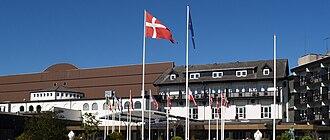 Hotel Marienlyst - Image: Hotel Marienlyst
