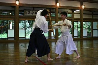 Kashima Shinden Jikishinkage-ryū - Image: Houjou