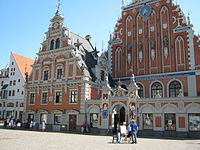 House of Blackheads, Riga.JPG