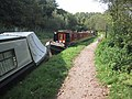 Houseboats by the Oxford Canal - geograph.org.uk - 966621.jpg
