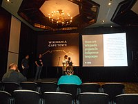 How majorities can support minority languages session at Wikimania 2018 (07).jpg