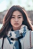 Hoyeon Jung Milan Fashion Week Autumn Winter 2019