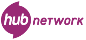Discovery Family - Hub Network's final logo, used until October 13, 2014
