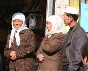 Chinese people - Hui people in Xinjiang