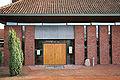 Hundige Kirke Roskilde Denmark entrance church.jpg
