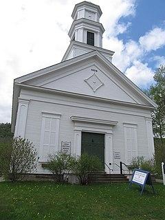 Huntington Lower Village Church United States historic place