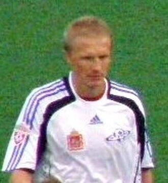 Andriy Husin - Husin in 2008