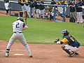 Huskies batting at UW at Cal 2010-04-17 2.JPG
