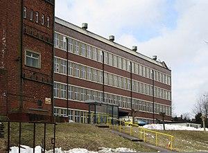 Huthwaite - CWS Hosiery Factory