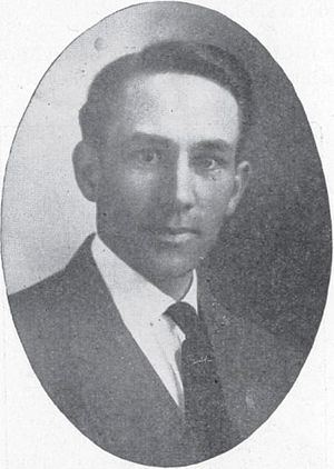 Hyrum G. Smith - Smith in 1920