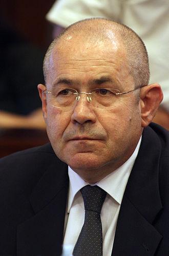 President of the Assembly of Vojvodina - Image: Ištvan Pastor, jun 2012
