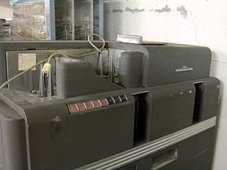 IBM 519 - Another view of a 519.
