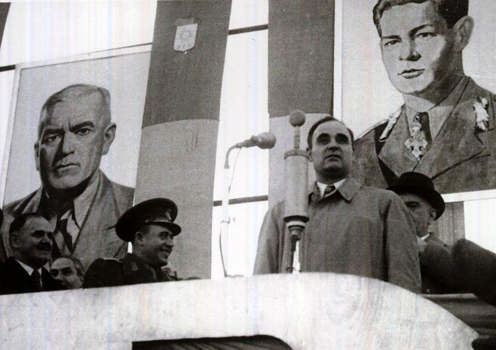 IICCR FA186 Dej post 1946 elections meeting