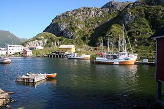Bø, Nordland Municipality in Nordland, Norway
