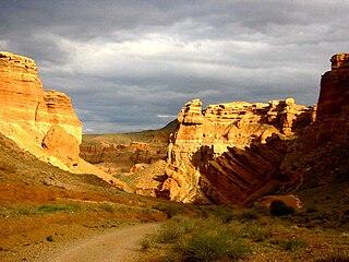Charyn Canyon Canyon in Kazakhstan