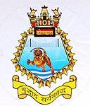 INS Kolkata (D63) crest.jpg