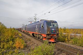 LKAB Malmtrafik Swedish railway company