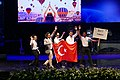 IPhO-2019 07-07 opening team Turkey.jpg