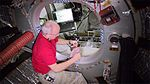 ISS-47 Jeff Williams installs sensors inside the BEAM.jpg