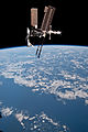 ISS and Endeavour seen from the Soyuz TMA-20 spacecraft 23.jpg