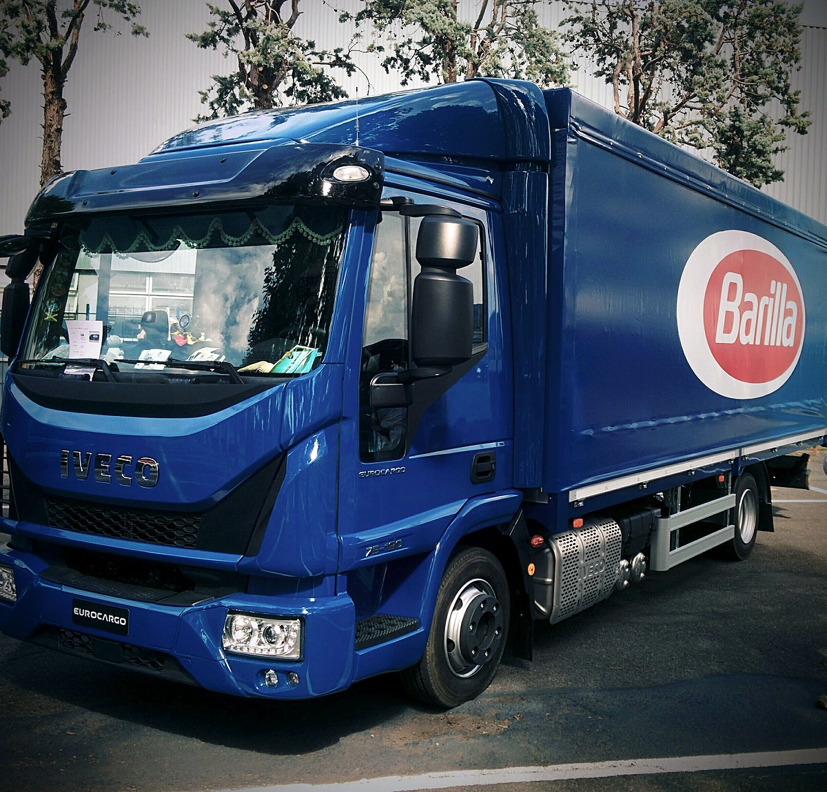 New Ford Truck >> Iveco Eurocargo — Вікіпедія