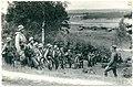 I p. DLK Gedimino pulko kariai vasaros poligone prie Šventosios upės Ukmergėje. 1932.jpg
